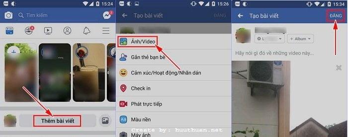 Mẹo tải Video HD lên Facebook giữ nguyên chất lượng 6