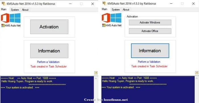 6 công cụ giúp bạn Active Windows và Office vĩnh viễn 4