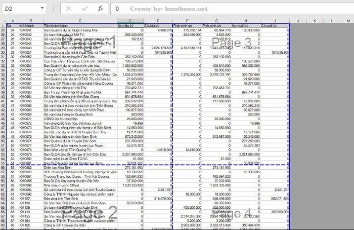 7 mẹo căn chỉnh trang in vừa khổ giấy trong Excel đơn giản 7