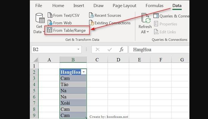 6 mẹo lọc dữ liệu trùng Excel chuẩn xác nhất 11