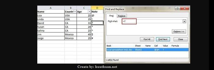 20 mẹo Excel hữu ích người dùng cần phải biết 12