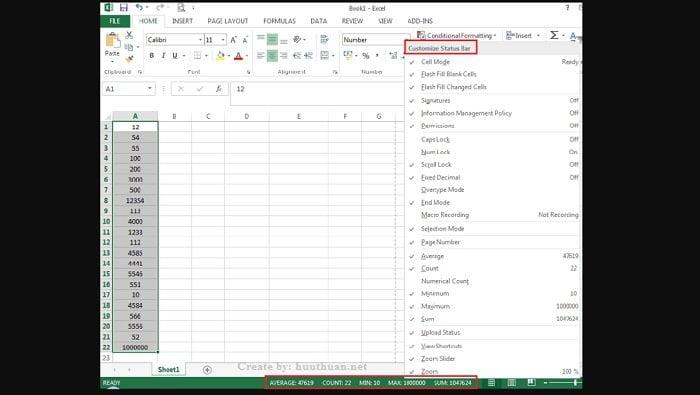 20 mẹo Excel hữu ích người dùng cần phải biết 15
