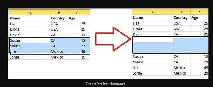 20 mẹo Excel hữu ích người dùng cần phải biết 3