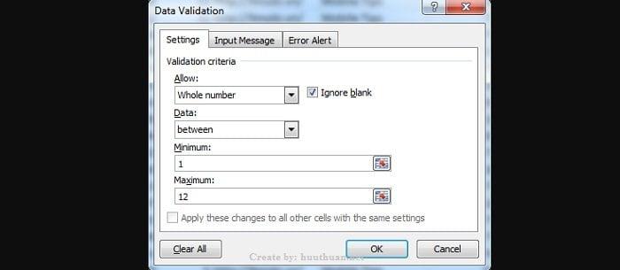 20 mẹo Excel hữu ích người dùng cần phải biết 4