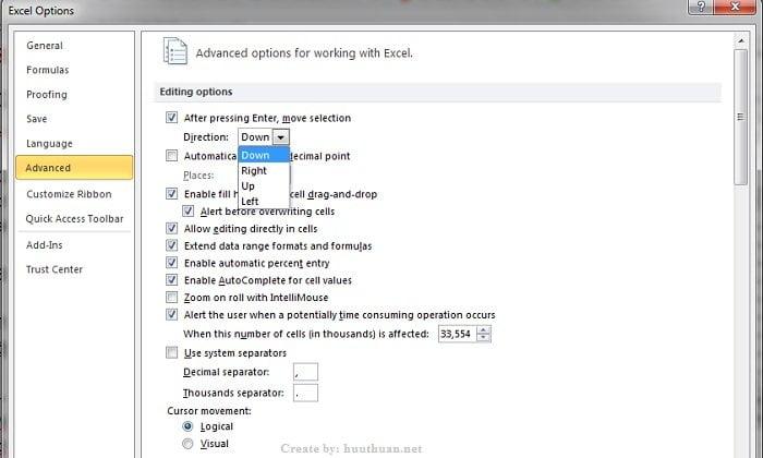20 mẹo Excel hữu ích người dùng cần phải biết 8