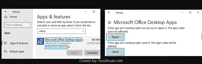 6 mẹo sửa lỗi We're getting things ready trên Microsoft Office 1