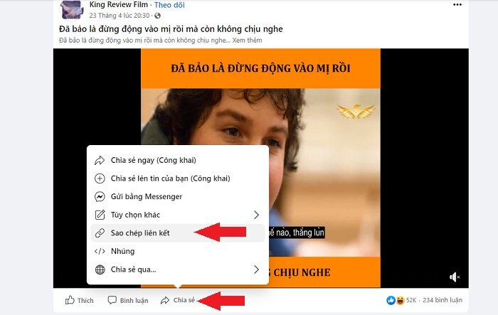 Tải Video Facebook online đơn giản nhất