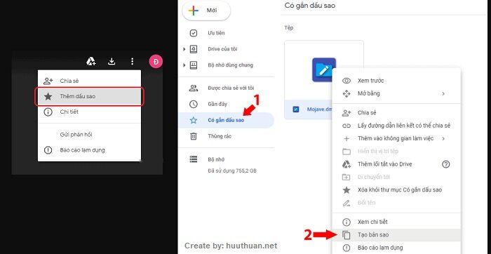 tải File Google Drive