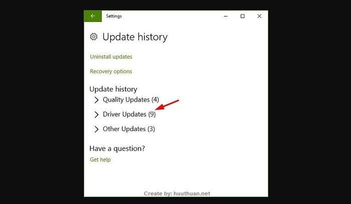 4 mẹo cài Driver cho Windows 10 chuẩn xác nhất 12