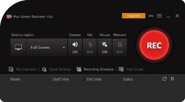Tải phần mềm iFun Screen Recorder trình quay màn hình miễn phí, siêu nhẹ 5
