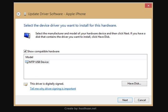 Mẹo sửa lỗi iTunes không thể kết nối với iPhone hiệu quả 7