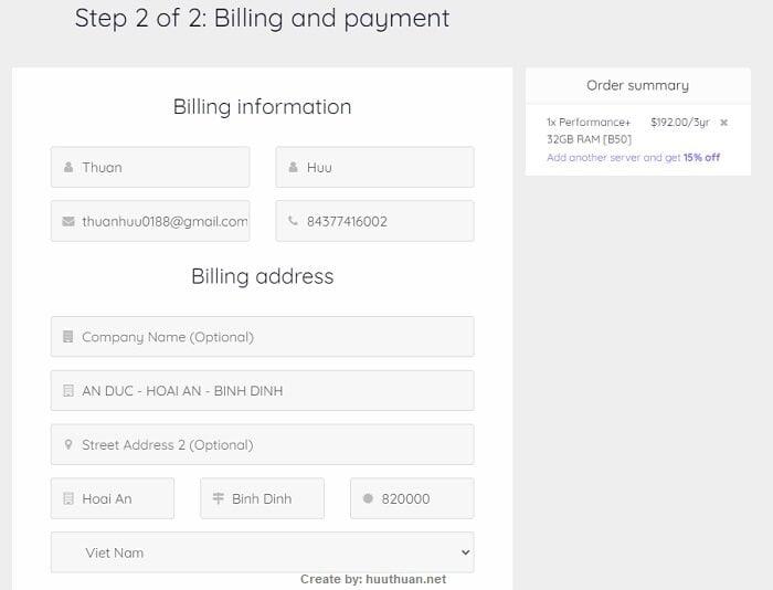 VPS SSD Nodes chất lượng cao giá siêu rẻ 4