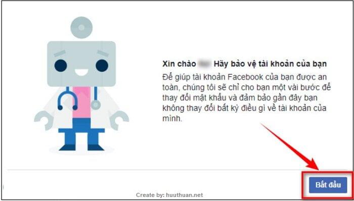 Mẹo lấy lại mật khẩu Facebook bị hack, bị quên, mất Email 12