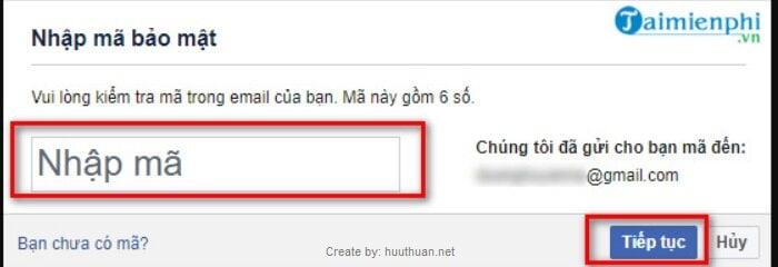 Mẹo lấy lại mật khẩu Facebook bị hack, bị quên, mất Email 16