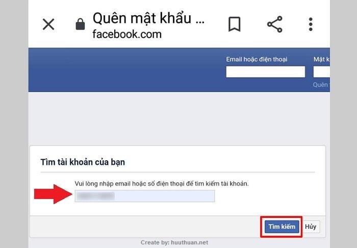 Mẹo lấy lại mật khẩu Facebook bị hack, bị quên, mất Email 4