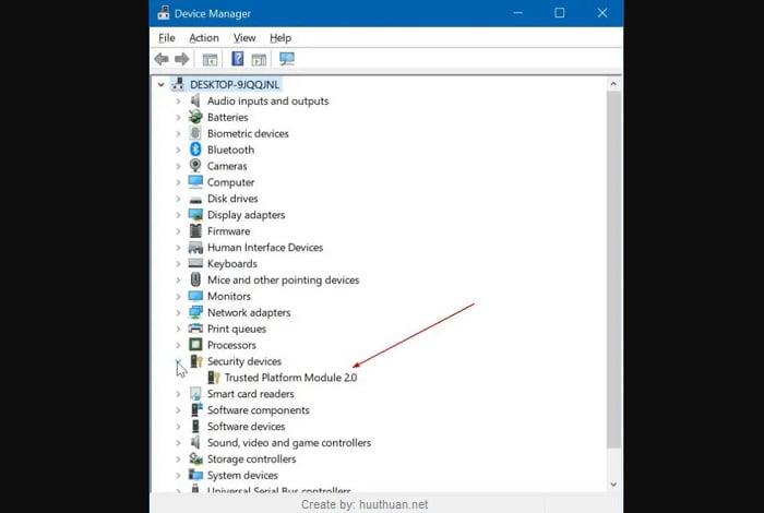 Cách kiểm tra chip TPM trên máy tính để chạy Windows 11 4