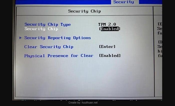 Cách kiểm tra chip TPM trên máy tính để chạy Windows 11 7