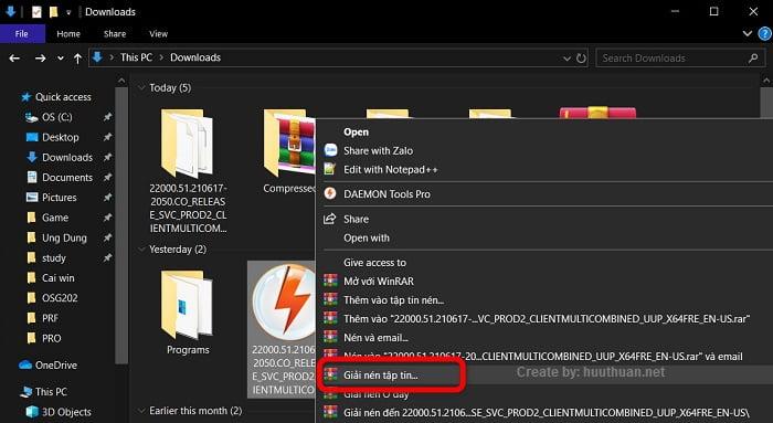 Cách nâng cấp Win 11 khi báo lỗi This PC can't run Windows 11 6