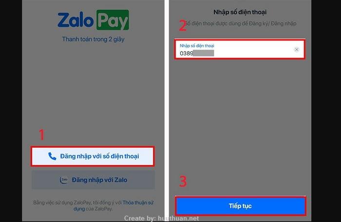 Cách cài đặt và đăng ký ZaloPay, liên kết thẻ mới nhất 12