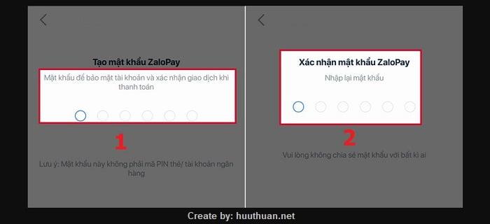 Cách cài đặt và đăng ký ZaloPay, liên kết thẻ mới nhất 14