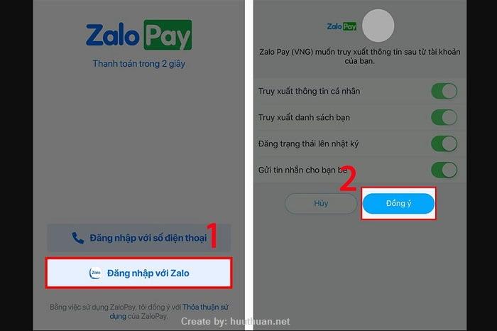 Cách cài đặt và đăng ký ZaloPay, liên kết thẻ mới nhất 15