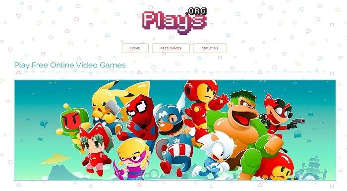 Giảm căng thẳng với các trò chơi trực tuyến trên Plays.Org 2