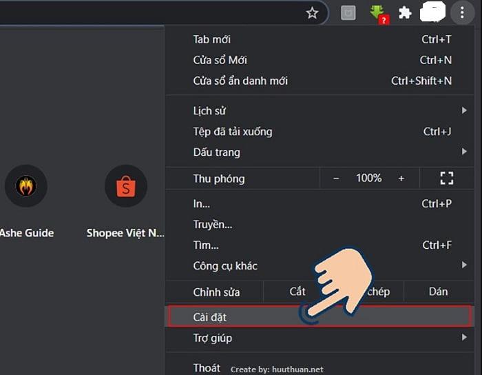 Mẹo dịch mọi trang Web sang tiếng việt trên Google Chrome đơn giản 11