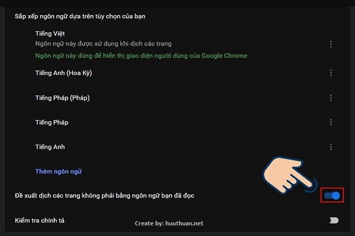 Mẹo dịch mọi trang Web sang tiếng việt trên Google Chrome đơn giản 15