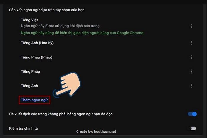 Mẹo dịch mọi trang Web sang tiếng việt trên Google Chrome đơn giản 16