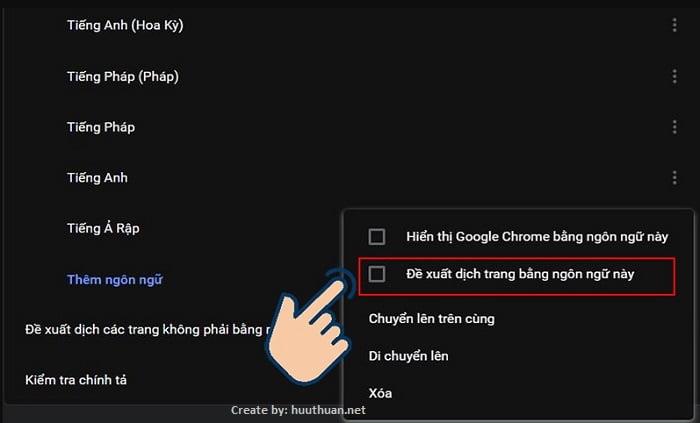 Mẹo dịch mọi trang Web sang tiếng việt trên Google Chrome đơn giản 18
