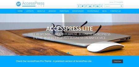 AccessPress-Lite