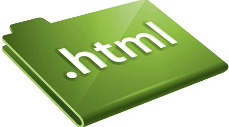 thêm đuôi html cho bài viết