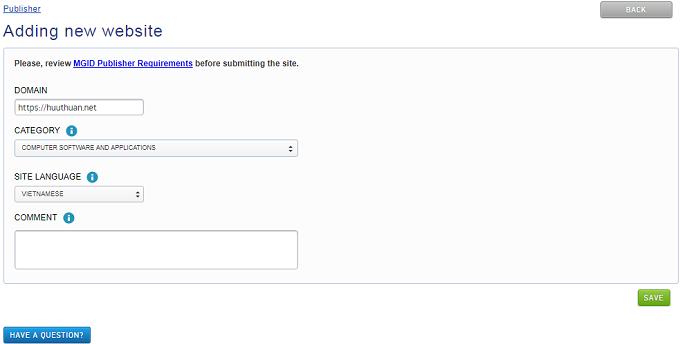 Mgid mạng quảng cáo ngữ cảnh kẻ thay thế Google Adsense? 7