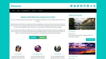 6 theme wordpress miễn phí giúp tạo trang tin tức tốt nhất