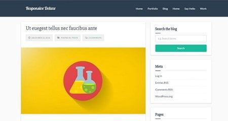7 theme wordpress miễn phí hoàn hảo cho blog tháng 6 năm 2015