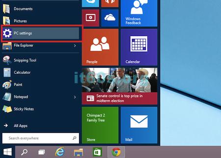 Cách đưa hệ điều hành windows 8/8.1/10 về trạng thái ban đầu