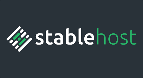 Stablehost giảm giá 50% trọn đời trong tháng 10
