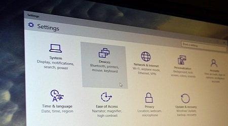 cài đặt bảo mật sự riêng tư trong Windows 10