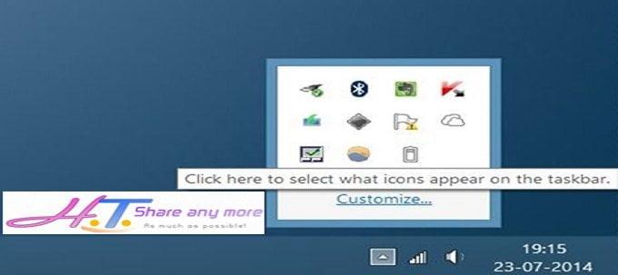 Cách khắc phục biểu tượng Pin bị mất trên thanh Taskbar Windows 12