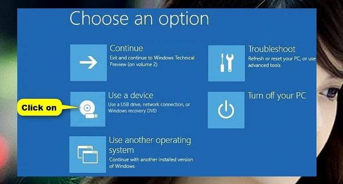 Cách khởi động ổ đĩa Boot USB trên windows 10