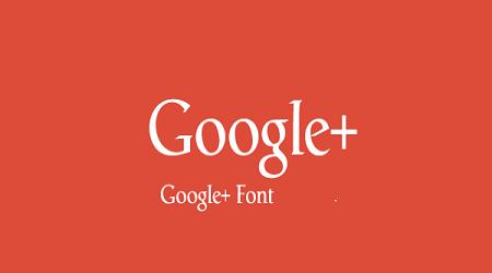 cai dat font chu google web font