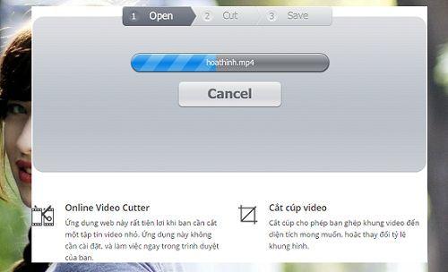 Cách cắt video trực tuyến nhanh chóng và đơn giản nhất 4