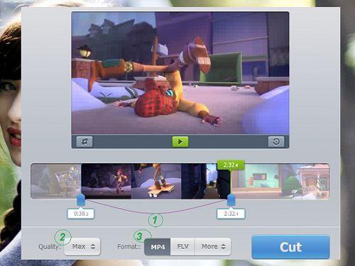 Cách cắt video trực tuyến nhanh chóng và đơn giản nhất 2