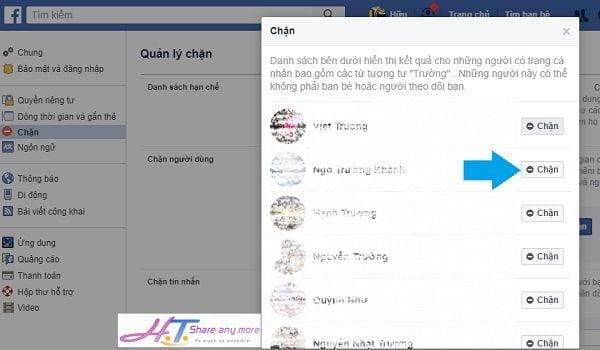 Cách chặn Facebook, bỏ chặn Facebook đơn giản nhất 2