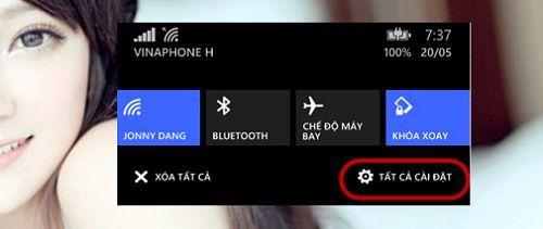 Chặn cuộc gọi và tin nhắn trên Windows Phone