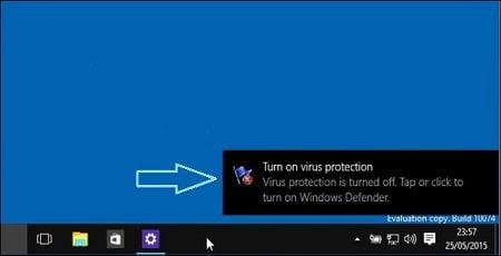 Cách chặn những thông báo phiền toái trên windows