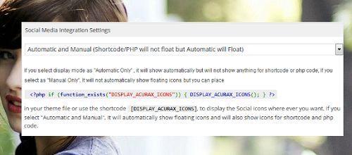Sử dụng mã php hay shortcode