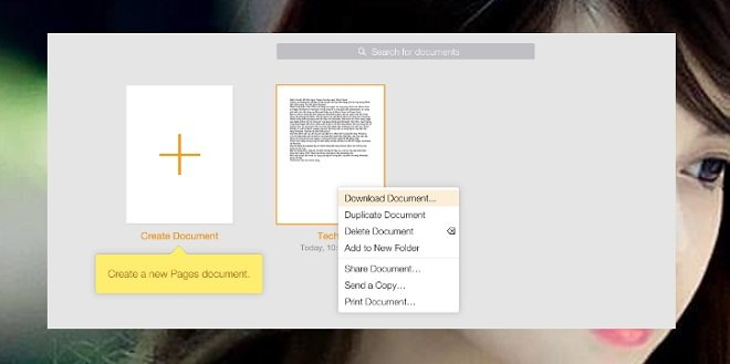 Cách chuyển đổi định dạng .page sang các định dạng văn bản thông dụng 2