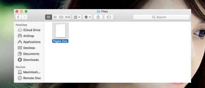 Cách chuyển đổi định dạng .page sang các định dạng văn bản thông dụng 4