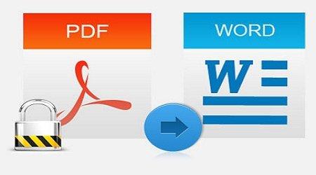 Chuyển PDF sang Word đơn giản nhanh gọn và tiện dụng